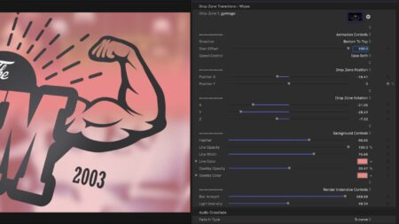 Logo Transitions - FCPX - 05