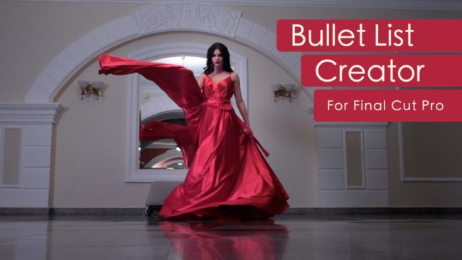 Bullet Point Creator 01