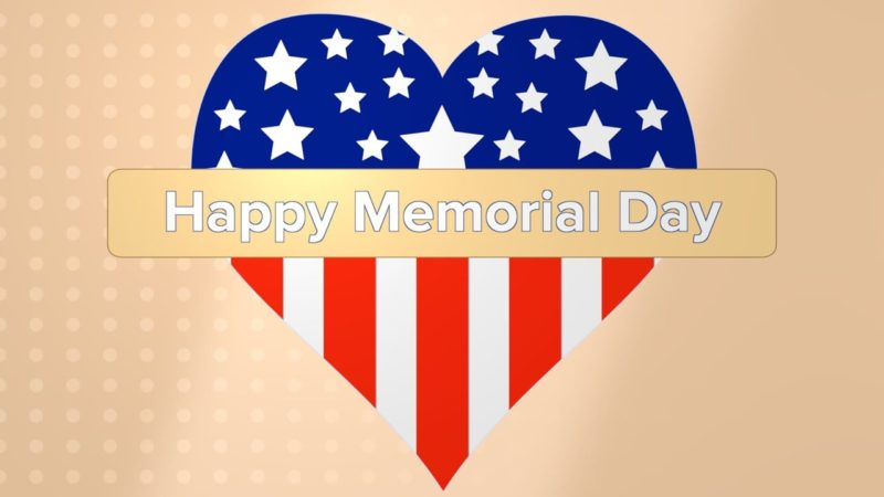 Introducing Memorial Day Message Template