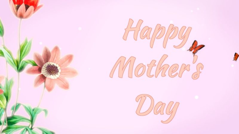 Introducing Mother's Day Message