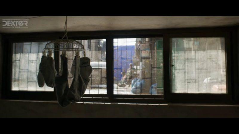 Amazing invisible VFX by Dexter Studios.