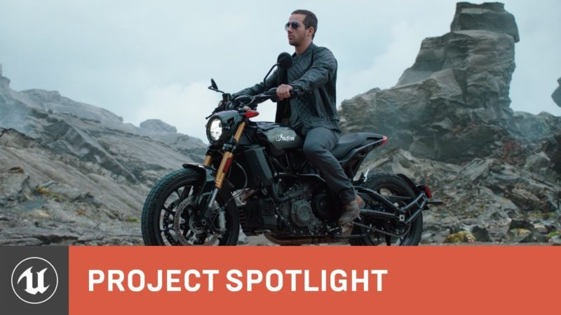 Real-Time In-Camera VFX for Next-Gen Filmmaking   Project Spotlight   Unreal Engine