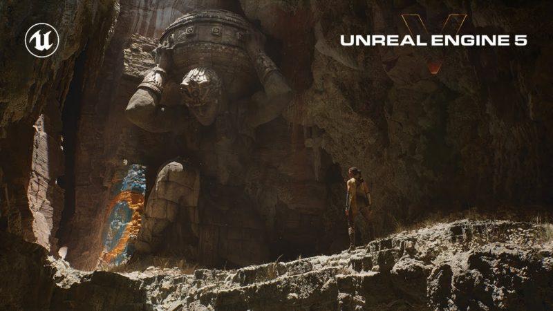 Unreal Engine 5 Revealed