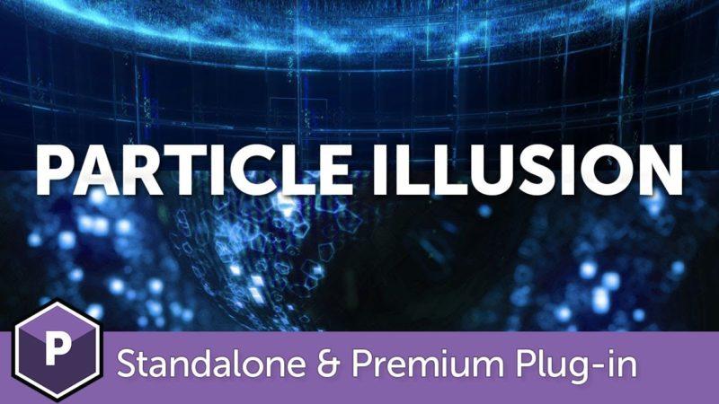 Boris FX Particle Illusion – Free Standalone & Premium Plug-in