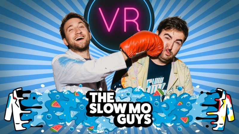 Creating The Slow Mo Guys VR180 in Final Cut Pro X