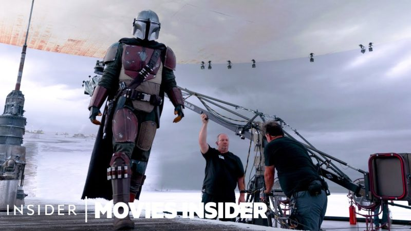 Why 'The Mandalorian' Uses Virtual Sets Over Green Screen | Movies Insider