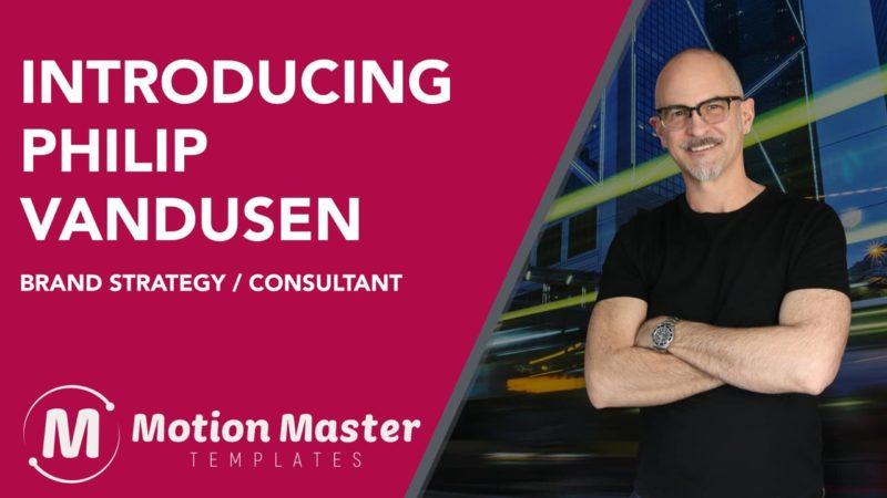 Introducing – Philip VanDusen
