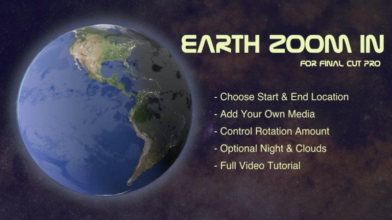 Earth Zoom In – Sneek Peak…