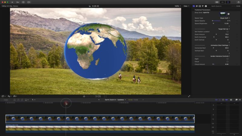 Earth Zoom – New Feature Updates