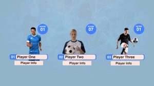 Team Line Up Intro 9